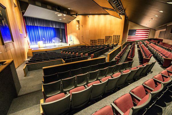Maxwell Auditorium